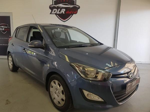 2013 Hyundai i20 1.4 Fluid At  Kwazulu Natal Umhlanga Rocks_0