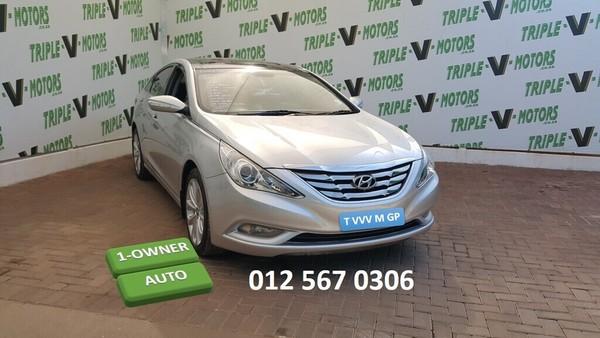 2010 Hyundai Sonata 2.4 Gls Executive At  Gauteng Pretoria_0