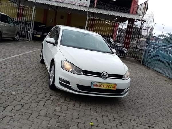 2013 Volkswagen Golf Vi 1.4 Tsi Comfortline  Gauteng Benoni_0