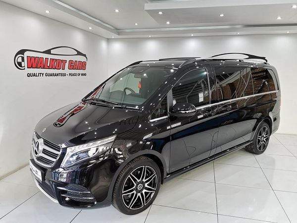 2018 Mercedes-Benz V-Class V250 Bluetech Avantgarde Auto Kwazulu Natal Newcastle_0