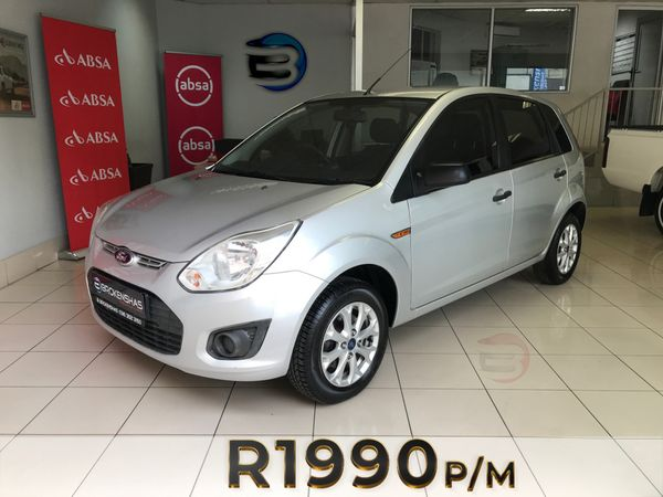 2014 Ford Figo 1.4 Ambiente  Kwazulu Natal Estcourt_0