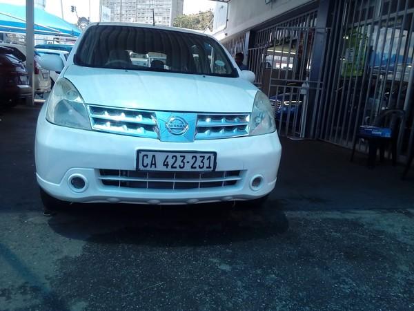 2010 Nissan Grand Livina 1.6 Acenta  Gauteng Johannesburg_0