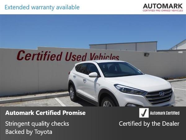 2016 Hyundai Tucson 2.0 Premium Eastern Cape Port Elizabeth_0