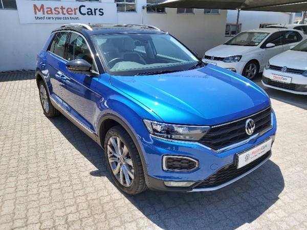 2021 Volkswagen T-ROC 1.4 TSI Design Tiptronic Western Cape Kuils River_0