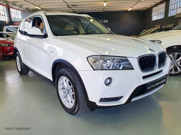 2012 BMW X3 Xdrive20d At  Western Cape Maitland_0