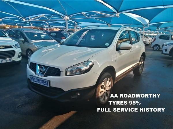 2014 Nissan Qashqai 2.0 Acenta Cvt  Gauteng Randburg_0