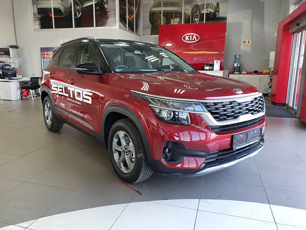 2021 Kia Seltos 1.6 EX Auto Free State Bethlehem_0