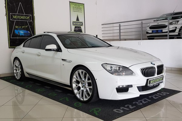 2014 BMW 6 Series 640d Gran Coupe M Sport  Gauteng Pretoria_0