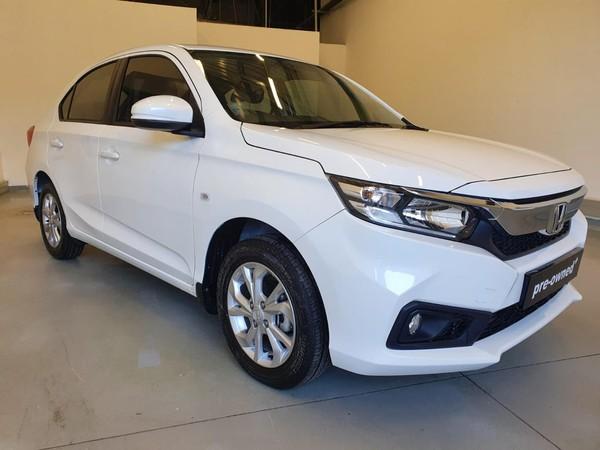 2021 Honda Amaze 1.2 Comfort CVT Kwazulu Natal Amanzimtoti_0