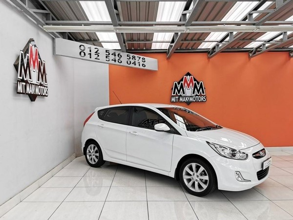 2015 Hyundai Accent 1.6 Fluid 5-Door Gauteng Pretoria_0