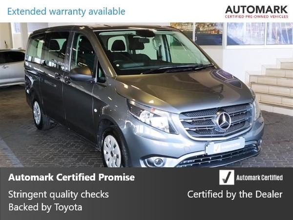 2019 Mercedes-Benz Vito 116 2.2 CDI Tourer Pro Auto Gauteng Roodepoort_0