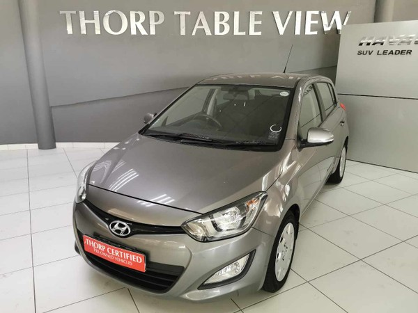 2013 Hyundai i20 1.4 Fluid At  Western Cape Table View_0