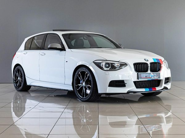 2014 BMW 1 Series M135i 5dr Atf20  Gauteng Nigel_0