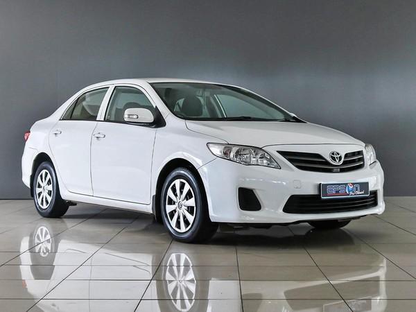 2012 Toyota Corolla 1.6 Professional  Gauteng Nigel_0