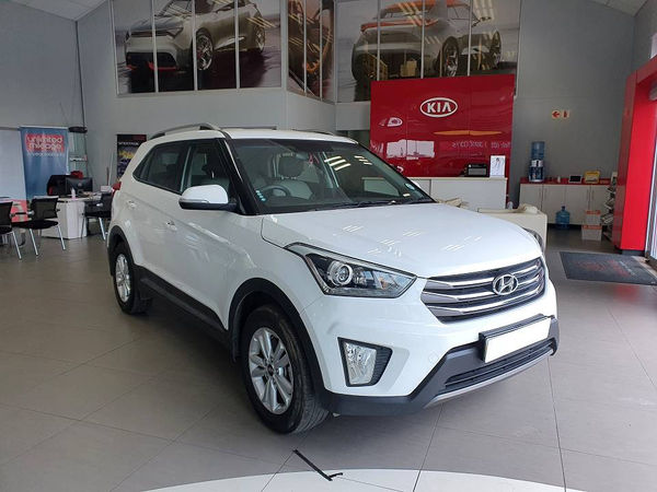2018 Hyundai Creta 1.6 Executive Free State Bethlehem_0