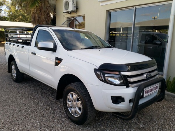2014 Ford Ranger 2.2 TDCi XLS Pu Single cab Western Cape Worcester_0