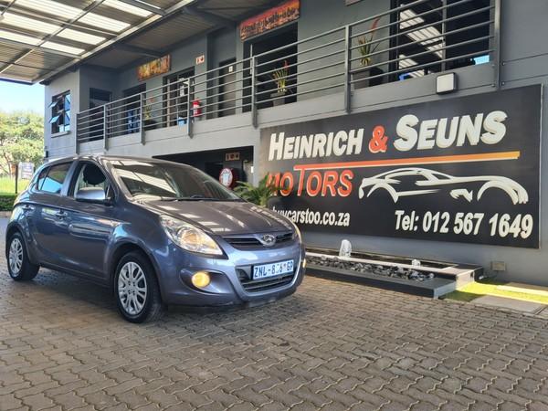 2010 Hyundai i20 1.6  Gauteng Pretoria_0