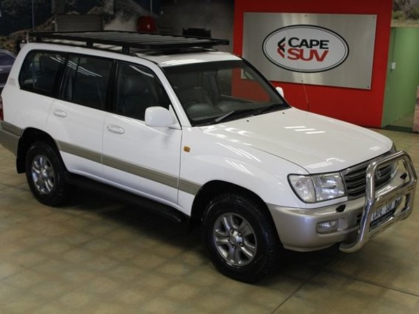 2004 Toyota Land Cruiser 100 Vx Td Diff At  Western Cape Brackenfell_0