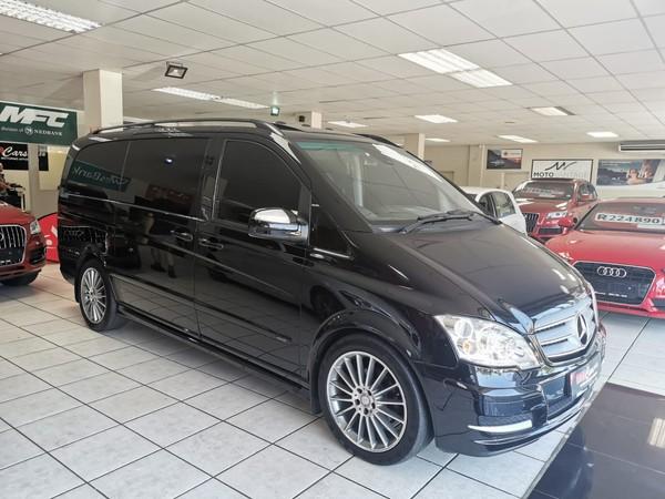 2012 Mercedes-Benz Viano 3.0 Cdi Avantgarde  Kwazulu Natal Pinetown_0