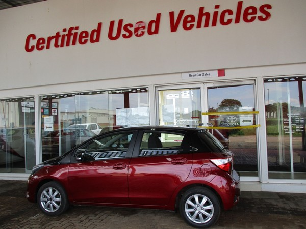 2017 Toyota Yaris 1.5 Pulse 5-Door Limpopo Limpopo_0