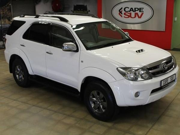 2006 Toyota Fortuner 3.0d-4d 4x4  Western Cape Brackenfell_0