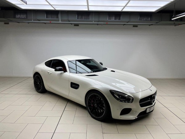 2017 Mercedes-Benz AMG GT GT 4.0 V8 Coupe Western Cape Cape Town_0