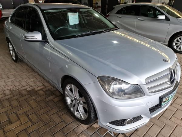 2012 Mercedes-Benz C-Class C180 Be Avantgarde At  Free State Bloemfontein_0