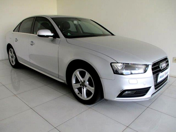 2014 Audi A4 1.8t S Multitronic  Gauteng Germiston_0