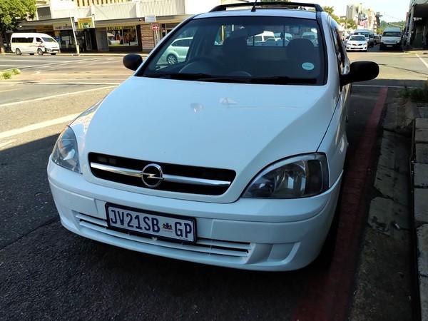 2007 Opel Corsa Utility 1.4i Pu Sc  Gauteng Pretoria_0