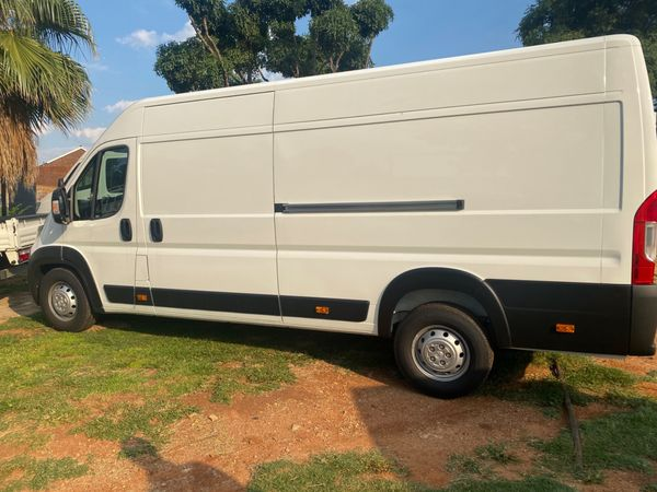 2020 Peugeot Boxer L4H2 2.2HDi BVM6 Puma 4TON FC PV Gauteng Pretoria_0
