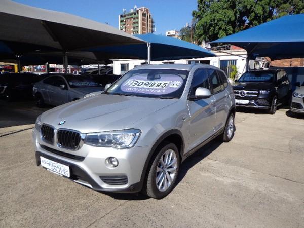 2015 BMW X3 xDRIVE20d Auto Kwazulu Natal Pietermaritzburg_0