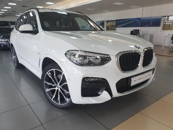 2020 BMW X3 sDRIVE 18d M Sport G01 Gauteng Kempton Park_0