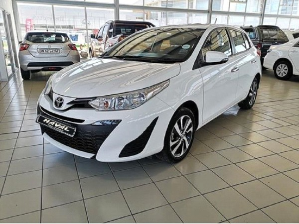 2020 Toyota Yaris 1.5 Xs CVT 5-Door Eastern Cape East London_0