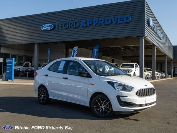 2019 Ford Figo 1.5 Ambiente Kwazulu Natal Richards Bay_0
