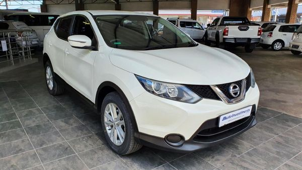 2015 Nissan Qashqai 1.2T Acenta Limpopo Polokwane_0