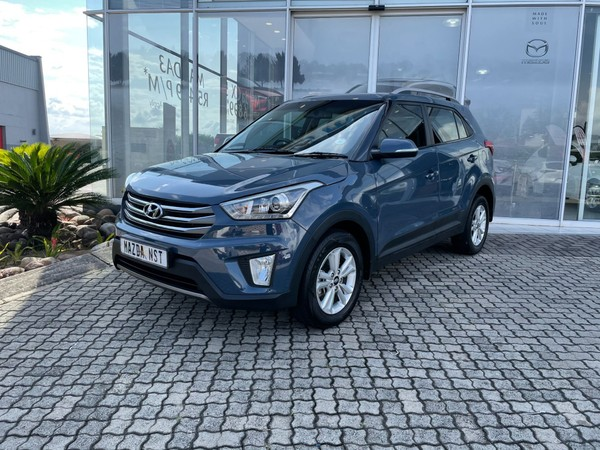 2017 Hyundai Creta 1.6D Executive Auto Mpumalanga Nelspruit_0