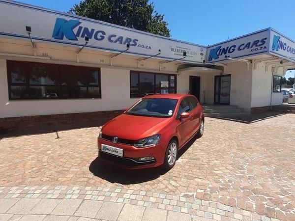 2016 Volkswagen Polo 1.2 TSI Highline DSG 81KW Western Cape Bellville_0