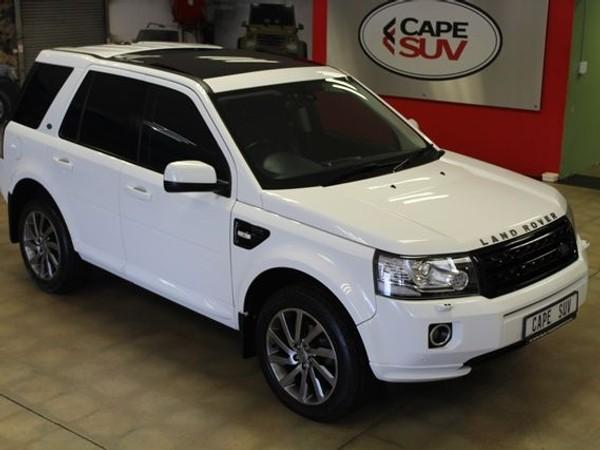 2013 Land Rover Freelander Ii 2.2 Sd4 Hse At  Western Cape Brackenfell_0
