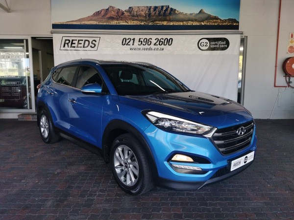 2016 Hyundai Tucson 1.6 TGDI Executive Western Cape Goodwood_0