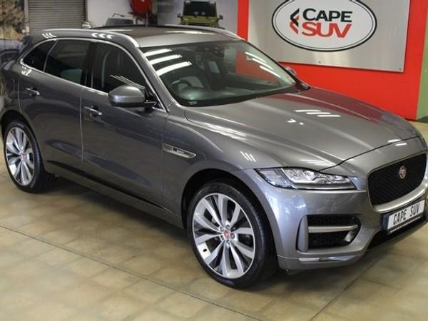 2016 Jaguar F-Pace 2.0 i4D AWD R-Sport Western Cape Brackenfell_0