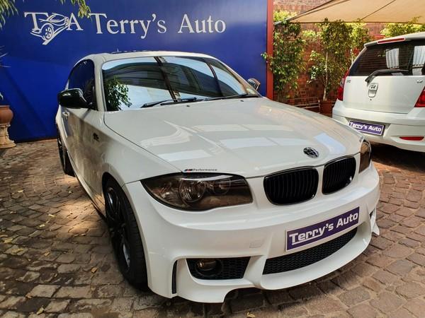 2010 BMW 1 Series 130i 3dr At e81  Gauteng Edenvale_0
