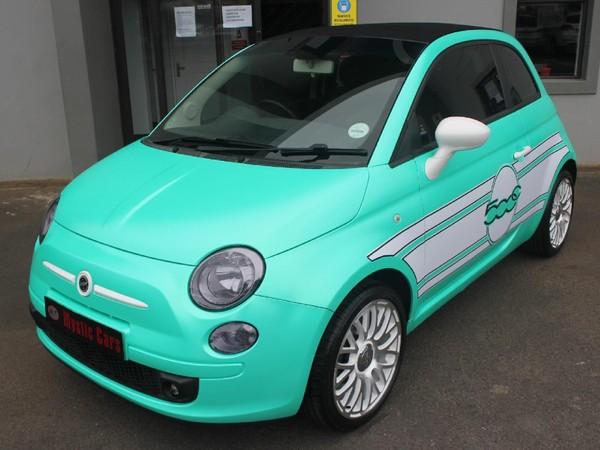 2012 Fiat 500 1.2 Cabriolet  Kwazulu Natal Durban_0