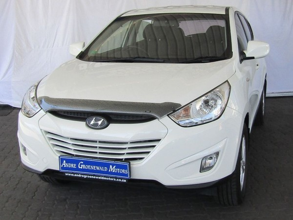 2012 Hyundai iX35 2.0 Gl  Western Cape Goodwood_0