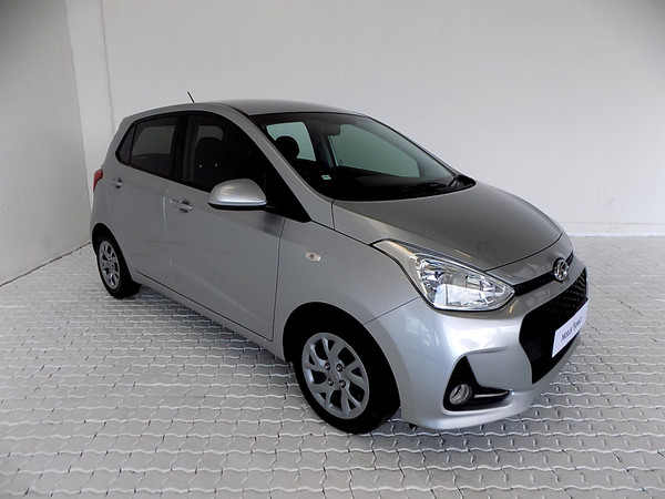 2018 Hyundai Grand i10 1.25 Motion Gauteng Pretoria_0