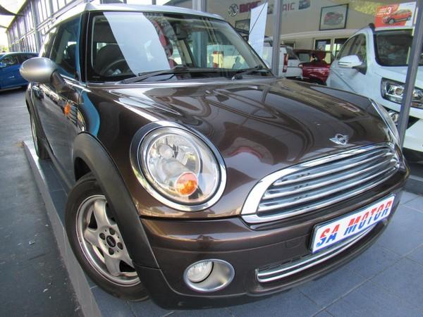 2008 MINI Clubman Cooper S Auto Gauteng Randburg_0