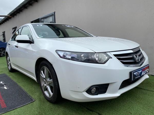 2013 Honda Accord 2.0i At  Gauteng Boksburg_0