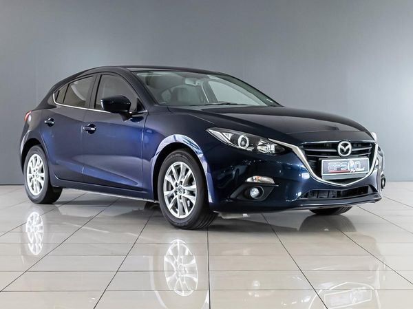 2016 Mazda 3 1.6 Dynamic 5-Door Gauteng Nigel_0