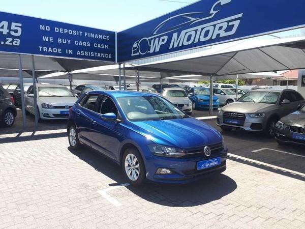 2018 Volkswagen Polo 1.0 TSI Comfortline Western Cape Bellville_0