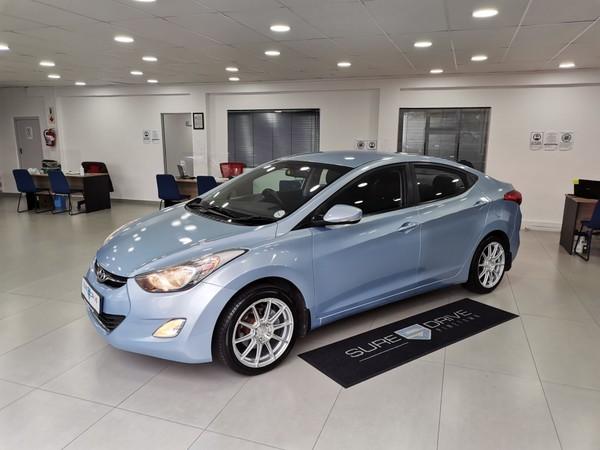 2012 Hyundai Elantra 1.8 Gls  Kwazulu Natal Pinetown_0