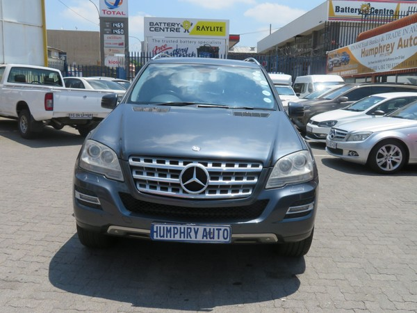 2012 Mercedes-Benz M-Class Ml 350 Be  Gauteng Johannesburg_0